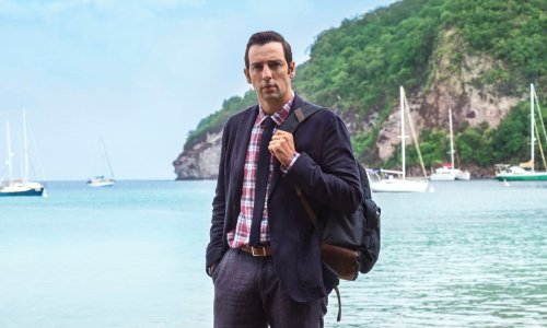Death in Paradise star Ralf Little wants best friend to join the show