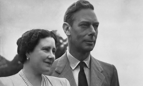 The Queen Mother turned down King George VI's marriage proposal three times
