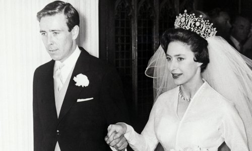 Princess Margaret and Antony Armstrong-Jones' wedding made royal history