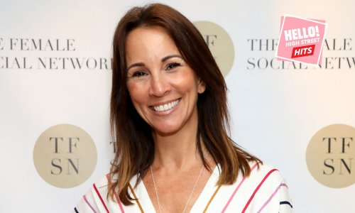 Andrea McLean reveals her take on 'scary' mini skirts at 51