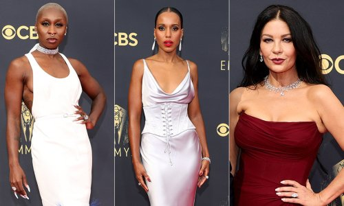 The best jewels from the 2021 Emmy Awards - HELLO! Canada
