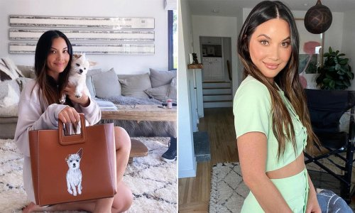 Olivia Munn's stunning LA home is an Instagrammer's dream