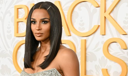 Ciara's gorgeous clear heels are what everyone will be wearing this summer