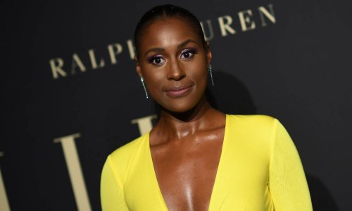 Insecure star Issa Rae's stunning surprise wedding dress will leave you breathless