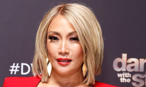 Carrie Ann Inaba's then-and-now photos with DWTS judges will blow you away