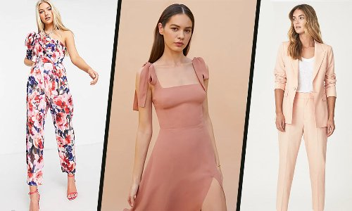 Wedding guest outfit ideas for summer 2021: From floral dresses to chic jumpsuits and pastel trouser suits