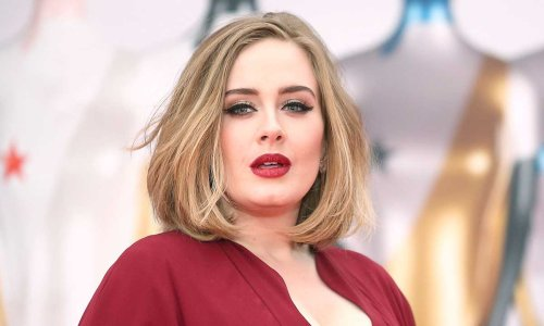Adele is unrecognisable in never-before-seen transformation photos on 33rd birthday