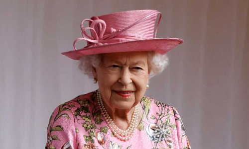 The Queen's symbolic choice of outfit for Joe Biden meeting revealed
