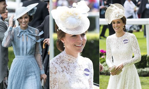 Kate Middleton's most beautiful Royal Ascot looks through the years - HELLO! Canada