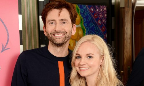 Georgia Tennant shares rare picture with husband David Tennant during special reunion