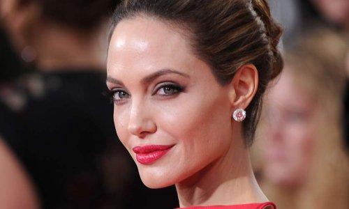 Angelina Jolie reveals cryptic new tattoo amid Brad Pitt custody battle