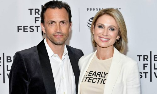 Amy Robach and husband Andrew Shue share news that will disappoint fans