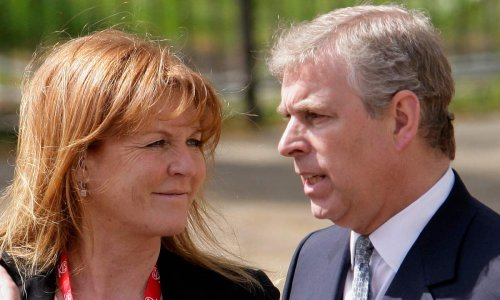 Sarah Ferguson addresses claims she and Prince Andrew will remarry
