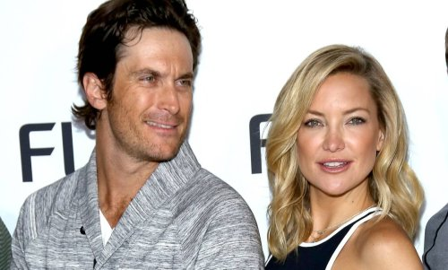 Kate Hudson horrified by brother Oliver's appearance in hilarious video