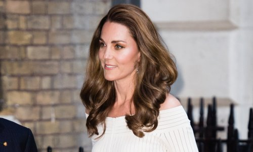 Kate Middleton wows in white for elegant appearance with royal family