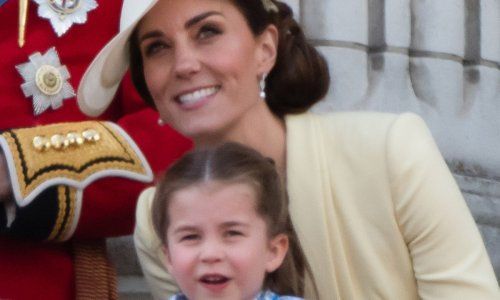 Needle & Thread's new mum and kids range has Kate Middleton & Princess Charlotte written all over it