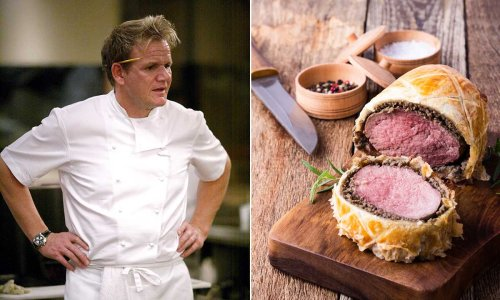 Gordon Ramsay brought to tears over 'ruined' recipe