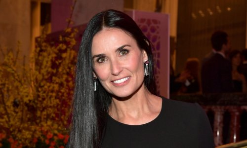 Demi Moore celebrates her daughters with incredibly rare and incredibly stunning photo