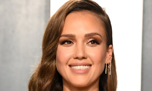Jessica Alba melts hearts with rare photo of son