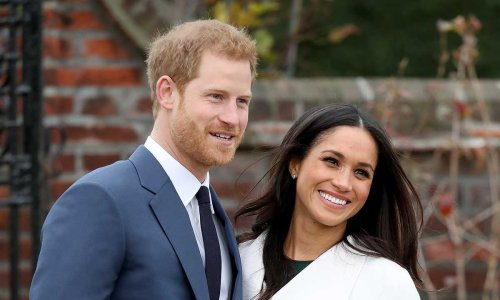Prince Harry secretly met with Meghan Markle in a supermarket when they were dating