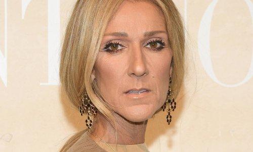 Celine Dion shares sad career news - 'please don't despair'