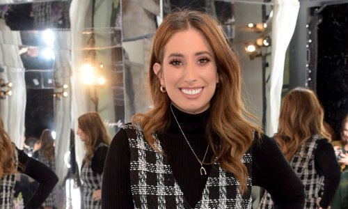 Stacey Solomon's latest home transformation is inspired by her childhood