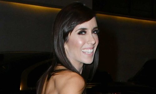Janette Manrara amazes fans in skimpy dress in previously unseen photo