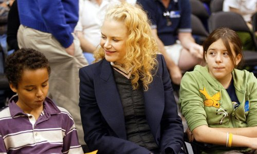 Nicole Kidman's son reveals large tattoo – and sparks major reaction with photo