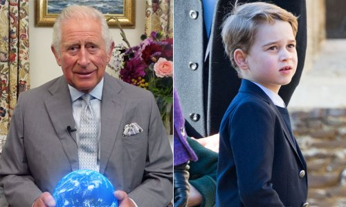 Prince Charles makes endearing comment about Prince George's interest in climate change