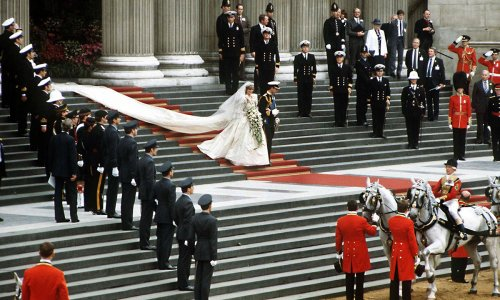 Prince Charles and Princess Diana's wedding day 40 years on: the dress, the service slip-ups and what it was like to be in the crowd