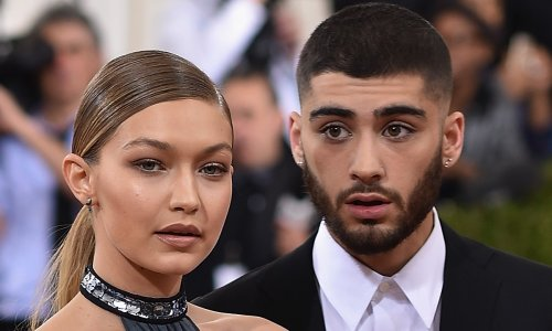 Gigi Hadid shares rare picture of Zayn Malik with daughter Khai for special reason