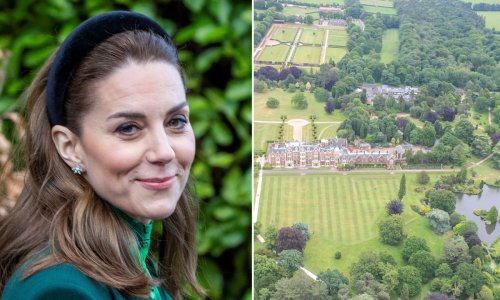 New Kate Middleton-inspired playground at Sandringham is epic – first look