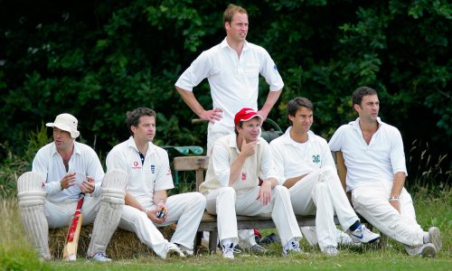 Prince William's inner circle - 8 of the royal's closest friends