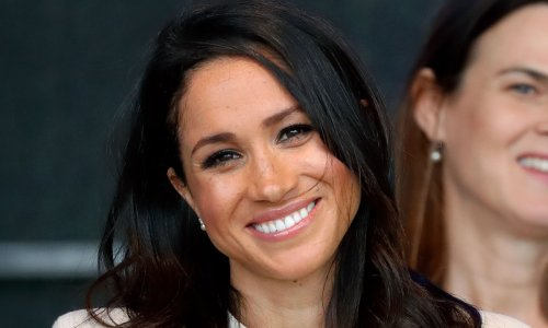 Meghan Markle celebrates amazing achievement with her family