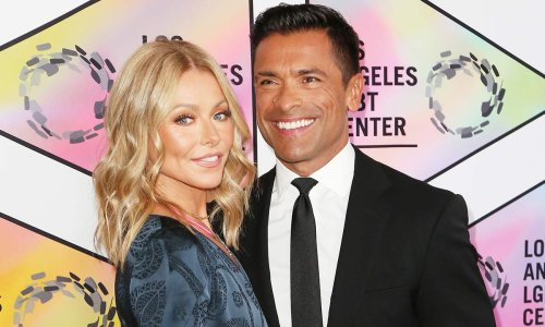 Kelly Ripa stuns in cheeky string bikini on dreamy sun-drenched vacation with Mark Consuelos
