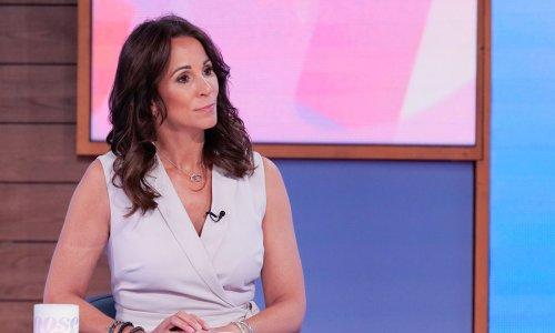 Loose Women's Andrea McLean reveals heartbreaking reason for her breakdown