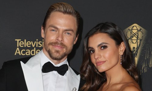 Derek Hough and Hayley Erbert's new performance has fans in a frenzy