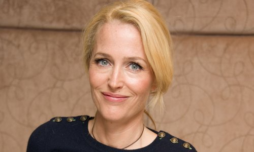 Gillian Anderson joins cast for second season of historical drama The Great