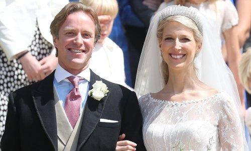 Lady Gabriella Windsor's 'unnerving' royal wedding mishap revealed