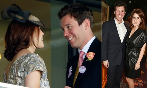 Princess Eugenie and Jack Brooksbank's love story in photos - HELLO! Canada