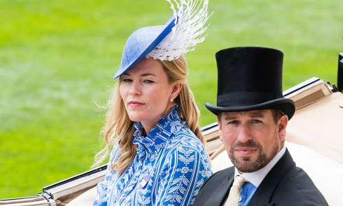 Peter and Autumn Phillips share joint statement after divorce settlement