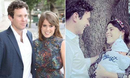 Princess Eugenie's son August to reach a new milestone this summer?