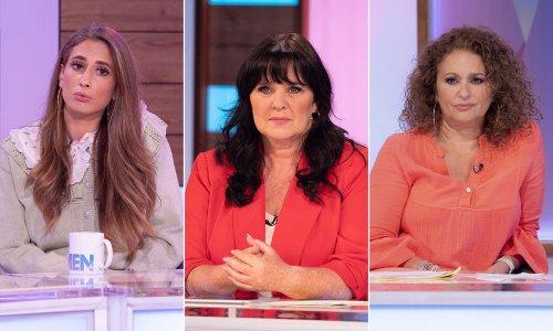 Loose Women hosts' heartbreaking miscarriages revealed: Coleen Nolan, Stacey Solomon, Nadia Sawalha, more