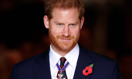 Prince Harry discusses naked Las Vegas photos and why he had a 'good body'