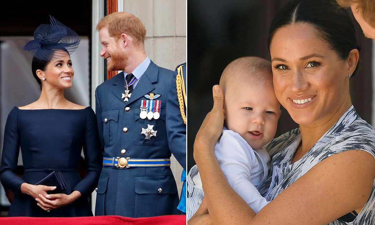 Why Archie and his baby sister could make their Buckingham Palace balcony debuts next year