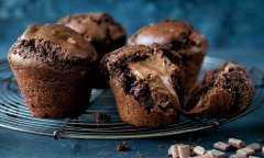 Discover chocolate muffins