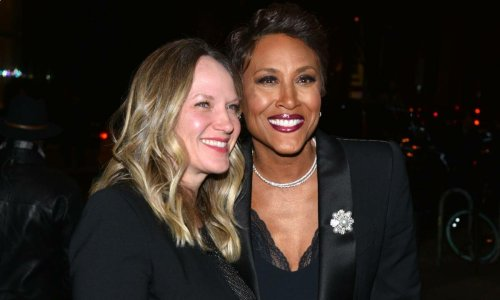 Robin Roberts remembers emotional message from late mother after she came out