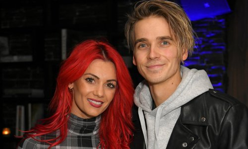Joe Sugg shares verdict on girlfriend Dianne Buswell's hair transformation