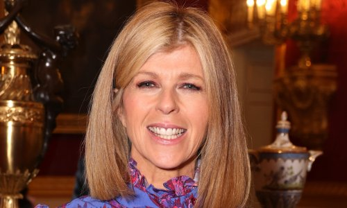 Kate Garraway's Prince's Trust Awards dress was truly stunning