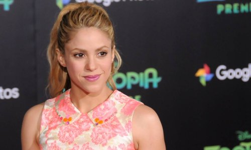 Shakira steals the show in a surprising look in rare family photo - and one thing has everyone talking